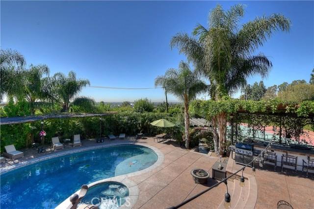 15614 ARBELA Drive, La Habra Heights, CA 90631