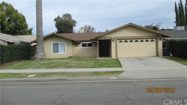 375 Columbia Avenue, Merced, CA 95340