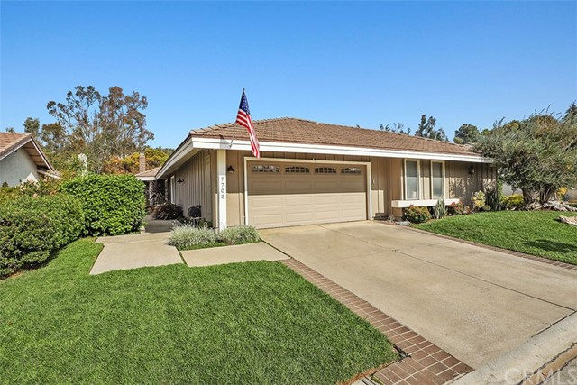 7703 E Twinleaf, Orange, California