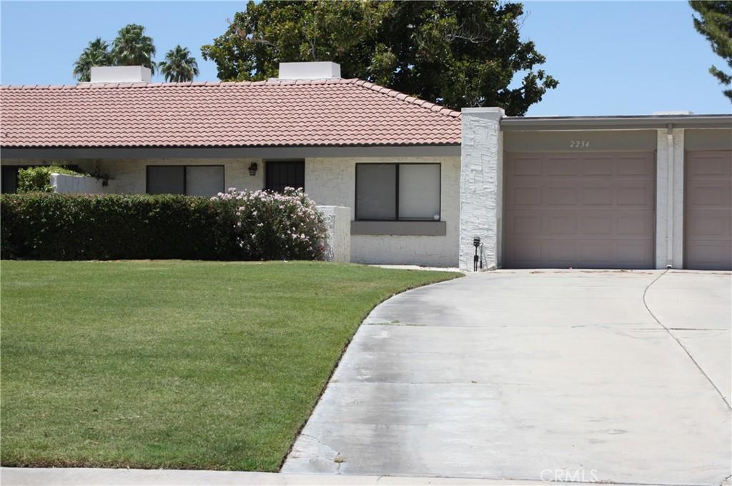 2234   S Sunshine Circle, Palm Springs CA 92264