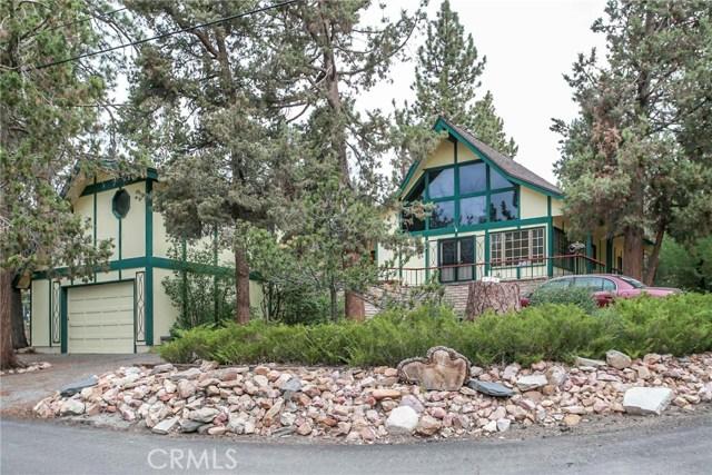 721 Bear Mountain Road, Big Bear, CA 92314