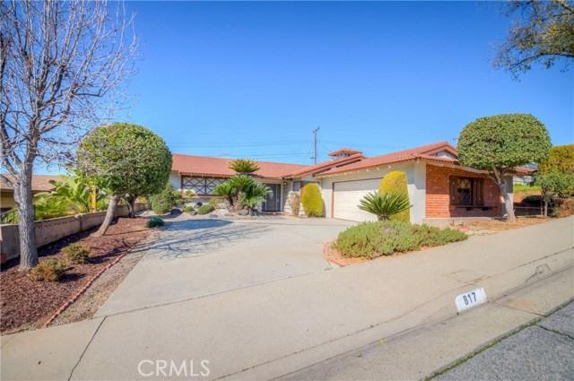 817 Coffman Drive, Montebello, CA 90640