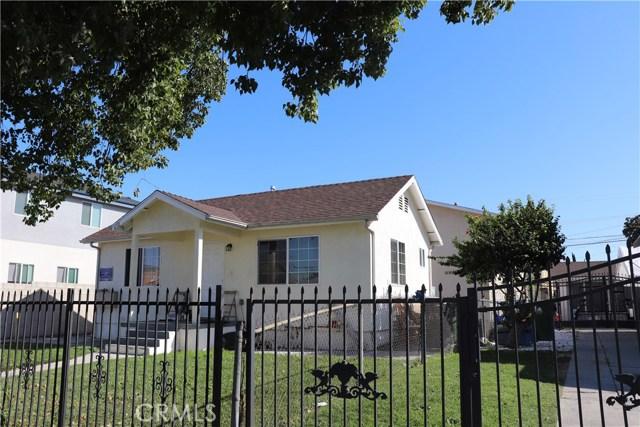 632 W 76th Street, Los Angeles, CA 90044