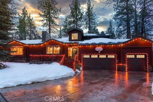 42515 Constellation Drive, Big Bear, CA 92315