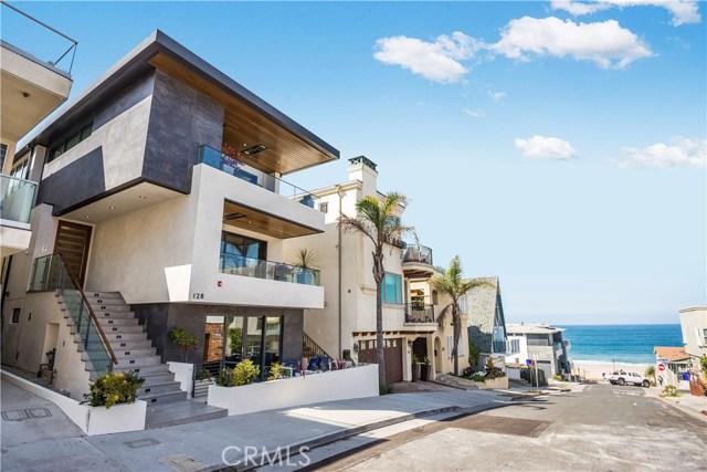 128 21st Street, Manhattan Beach, California 90266, 5 Bedrooms Bedrooms, ,2 BathroomsBathrooms,For Sale,21st Street,SB18083118