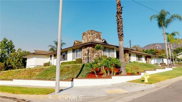 805 Via Estrellita Ave, Glendora, CA 91741