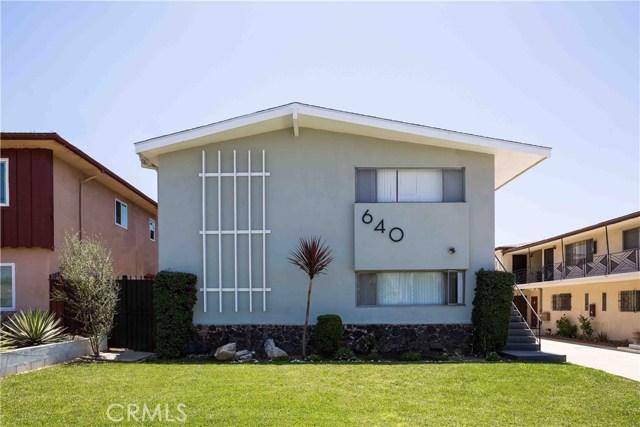640 Hill Street, Inglewood, CA 90302