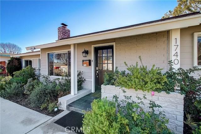 1740 Rosalia Drive, Fullerton, CA 92835