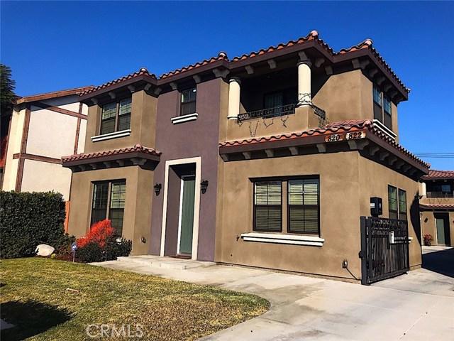 820 N Garfield Avenue, Alhambra, CA 91801