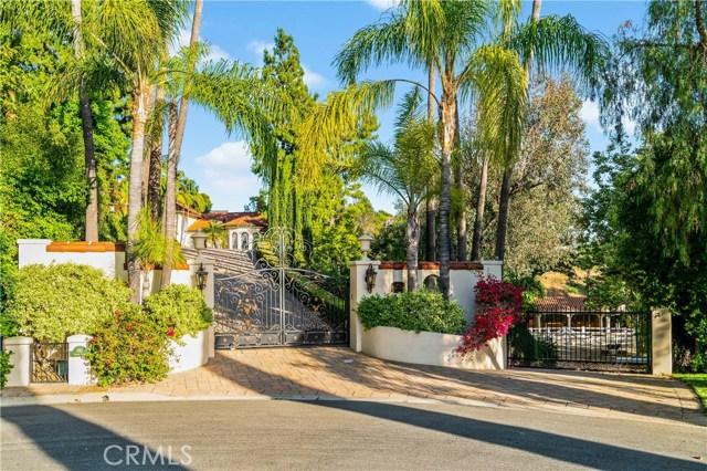 1161 N Coyote Lane, Orange, California