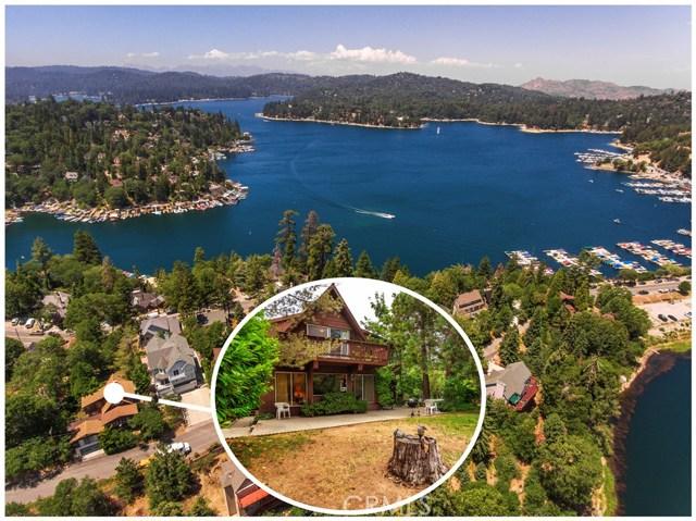 496 Emerald Drive, Lake Arrowhead, CA 92352