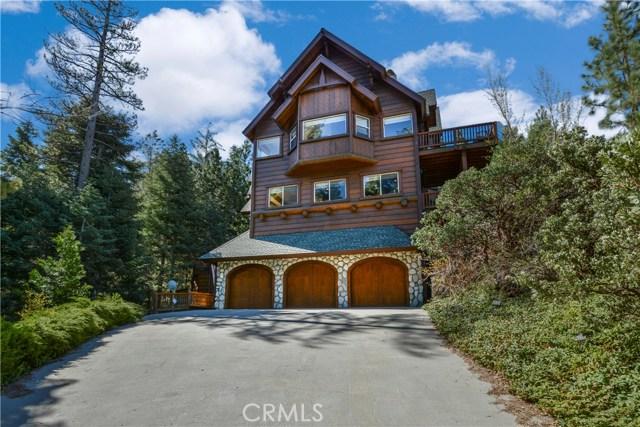101 Cedar Ridge Drive, Lake Arrowhead, CA 92352