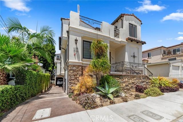 635 5th Street, Hermosa Beach, California 90254, 4 Bedrooms Bedrooms, ,3 BathroomsBathrooms,For Sale,5th,SB21118593