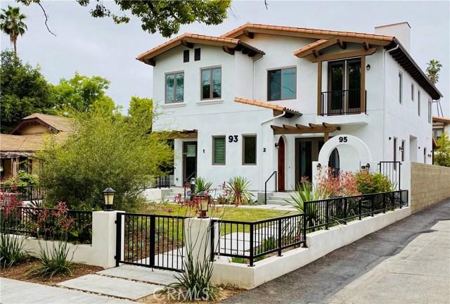 93 N. Sierra Bonita 2, Pasadena, CA 91106