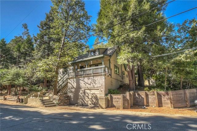814 Glen View Lane, Twin Peaks, CA 92391
