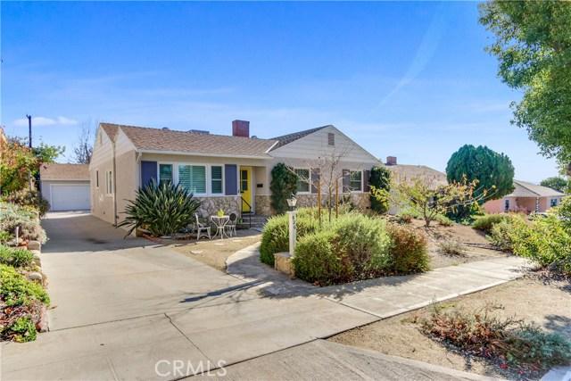 836 Uclan Drive, Burbank, CA 91504
