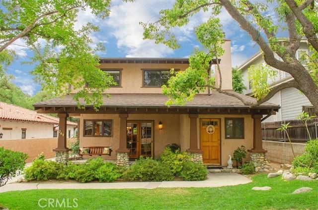 249 Grove Street, Sierra Madre, CA 91024