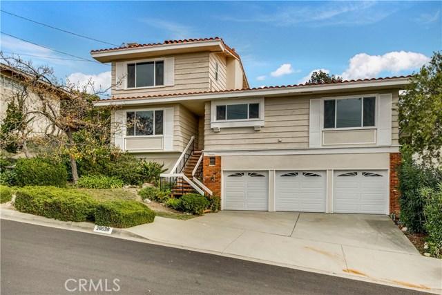 Photo of 28028 Lobrook Drive, Rancho Palos Verdes, CA 90275