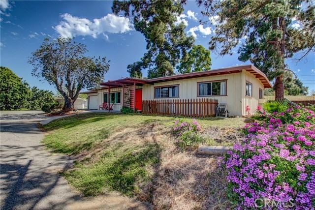 1742 E Alvarado Street Fallbrook, CA 92028