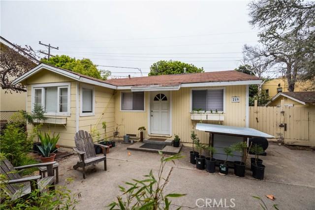219 Morro Avenue, Pismo Beach, CA 93449