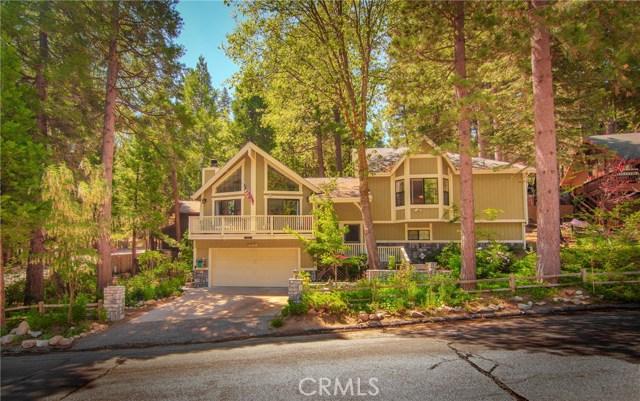 26503 Fernrock Road, Twin Peaks, CA 92391