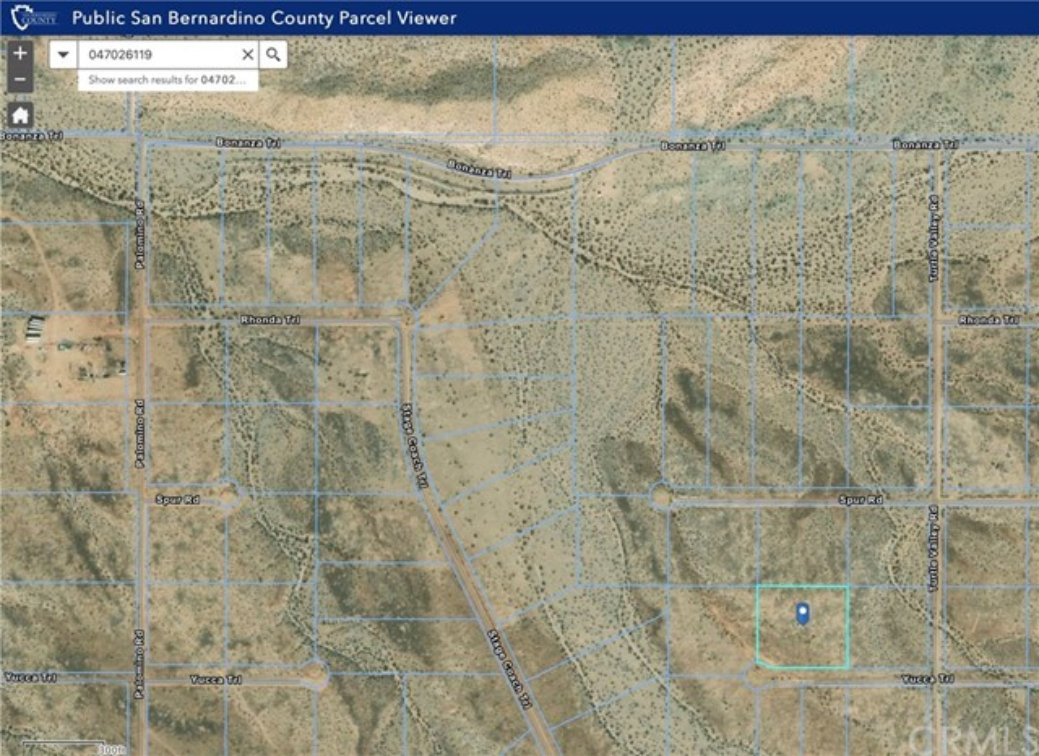 0 Yucca Trail, Helendale, CA 92368