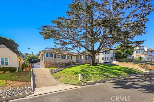 411 De La Fuente Street, Monterey Park, CA 91754