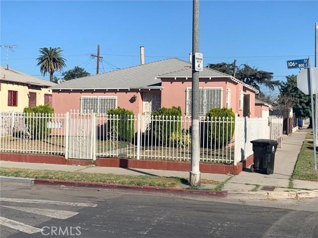 859 E 106th Street, Los Angeles, CA 90002