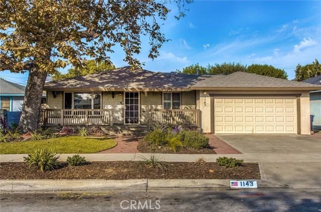 1143 E Oakmont Avenue, Orange, California