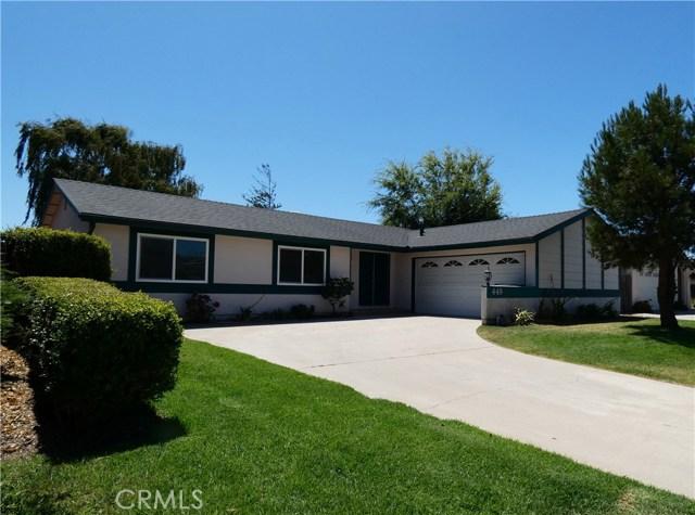 448 Mountain View Drive, Santa Maria, CA 93455