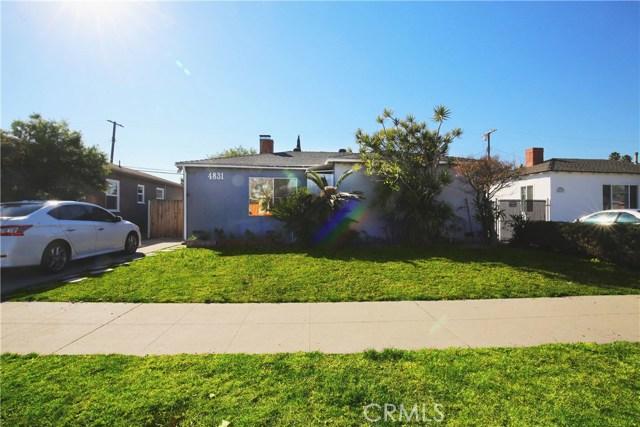 4831 Imlay Avenue, Culver City, CA 90230