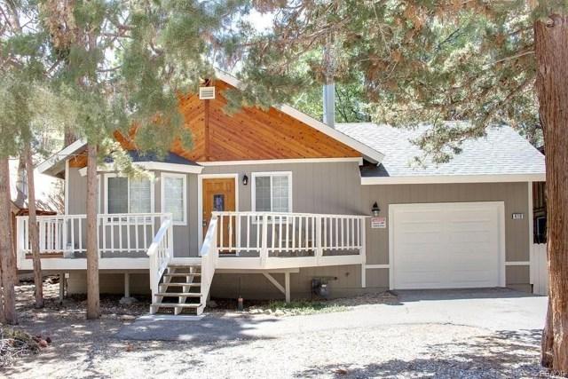 410 Leonard Lane, Big Bear, CA 92386