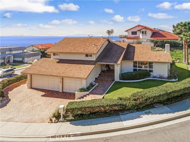 6728 Vallon Drive, Rancho Palos Verdes, CA 90275
