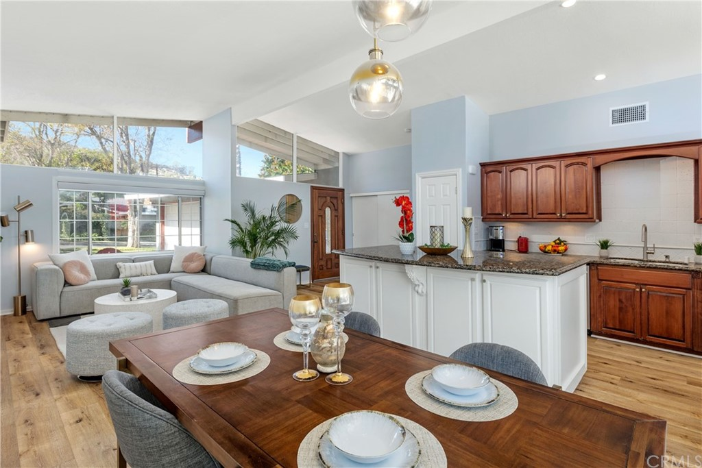 Bright and spacious, open floorplan!