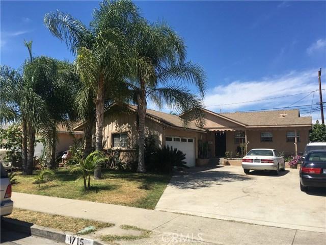 1715 E Redwood Avenue, Anaheim, CA 92805