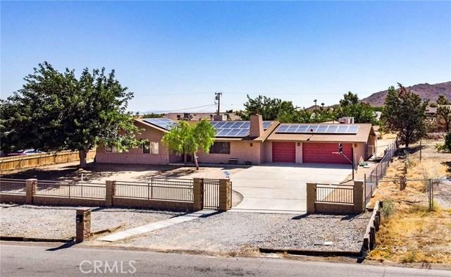 8151 Palomar Avenue, Yucca Valley, CA 92284