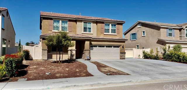 1100 Fortuna Street, Perris, CA 92571