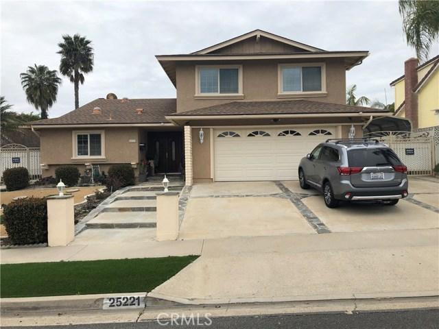 25221 Earhart Road, Laguna Hills, CA 92653