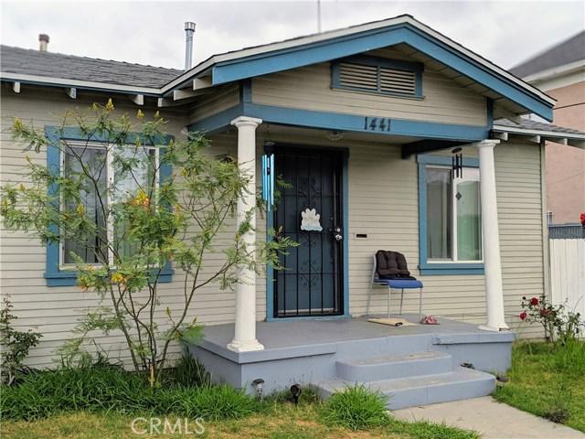 1441 E 83rd Street, Los Angeles, CA 90001