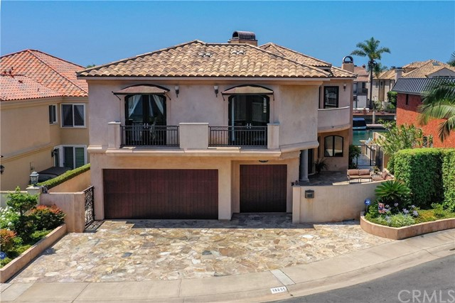 16255  Tisbury Circle, Huntington Harbor, California