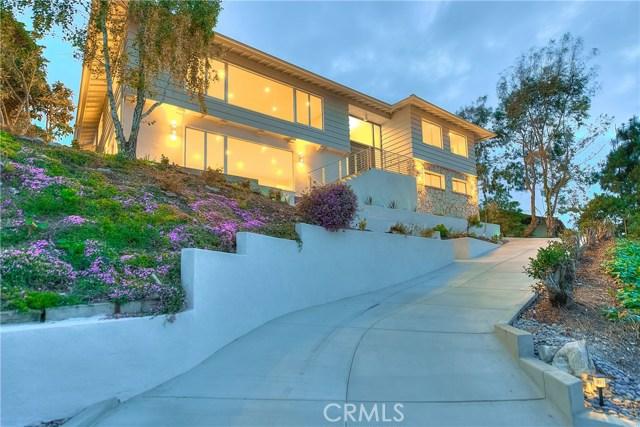 921 Via Del Monte, Palos Verdes Estates, CA 90274
