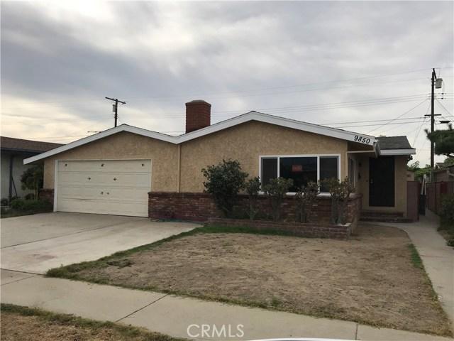 9850 Brockway Street, El Monte, CA 91733