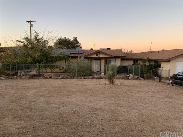 Photo of 58380 Buena Vista Drive, Yucca Valley, CA 92284