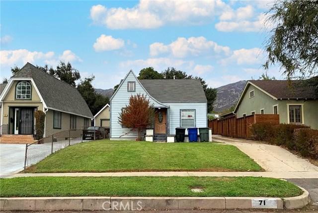 Photo of 71 W Harriet Street, Altadena, CA 91001