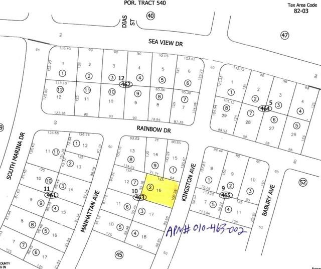 2535 Kingston Avenue, Salton City, CA 92275