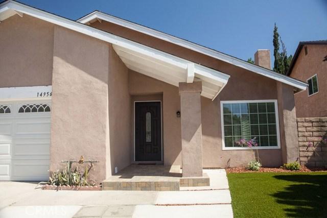 14956 Index Street, Mission Hills (San Fernando), CA 91345