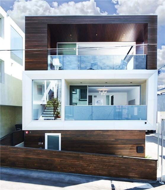 218 1st Place, Manhattan Beach, California 90266, 3 Bedrooms Bedrooms, ,4 BathroomsBathrooms,For Sale,1st,SB19222605