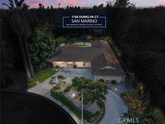 Image 50 of 1705 Durklyn Court, San Marino, CA 91108