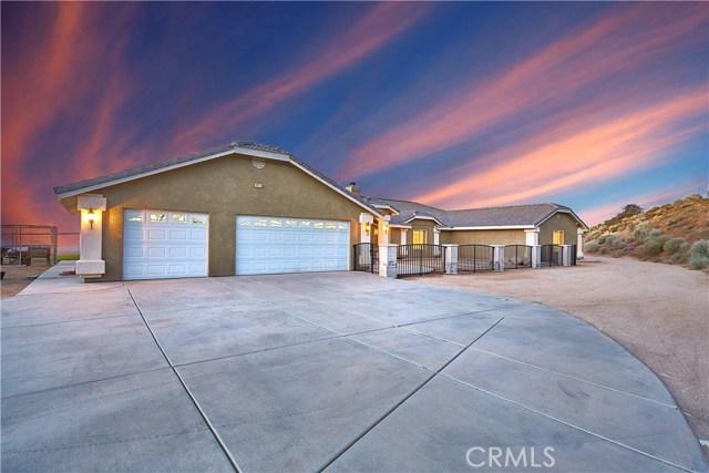 8425 Malpaso Road, Pinon Hills, CA 92372
