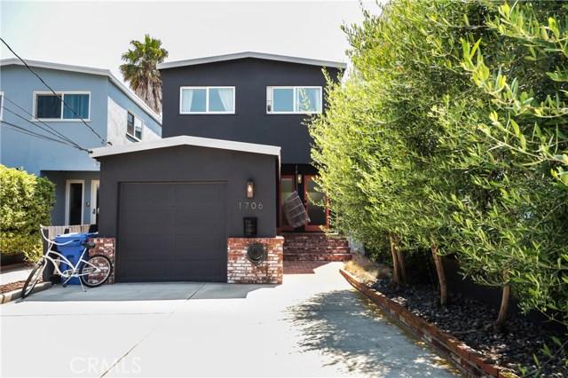 1706 Carver Street, Redondo Beach, California 90278, 3 Bedrooms Bedrooms, ,For Sale,Carver,SB20154813